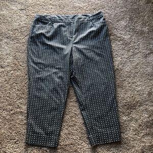 Lane Bryant Size 26 Capri Pants